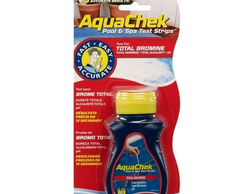 Test strips Aquachek red 4-in1