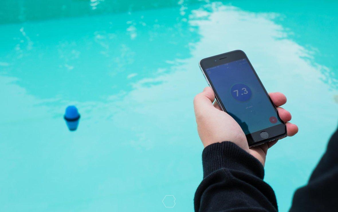 Blue by Riiot intelligent meettoestel