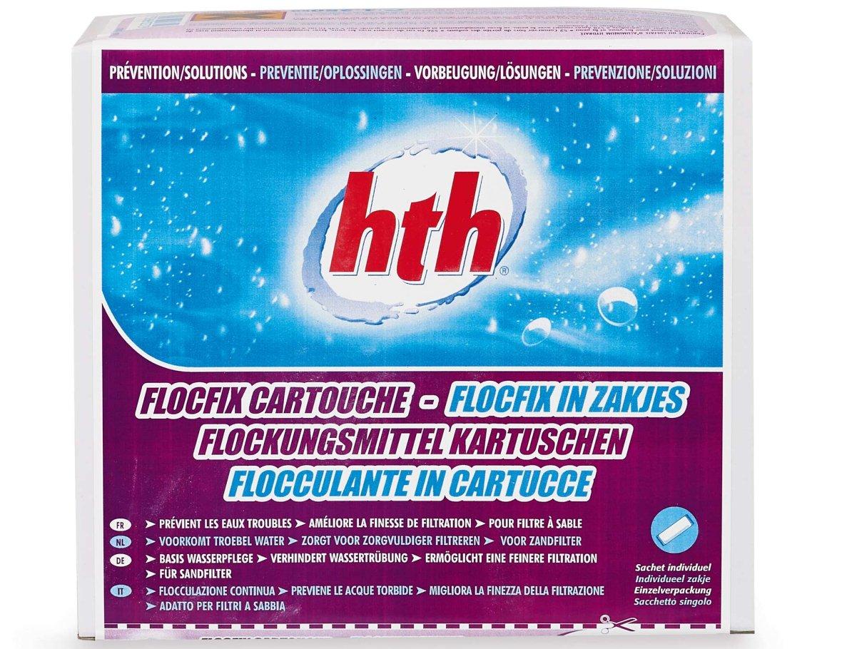 Vlokkingsmiddel HTH Regular Floc FloxFix