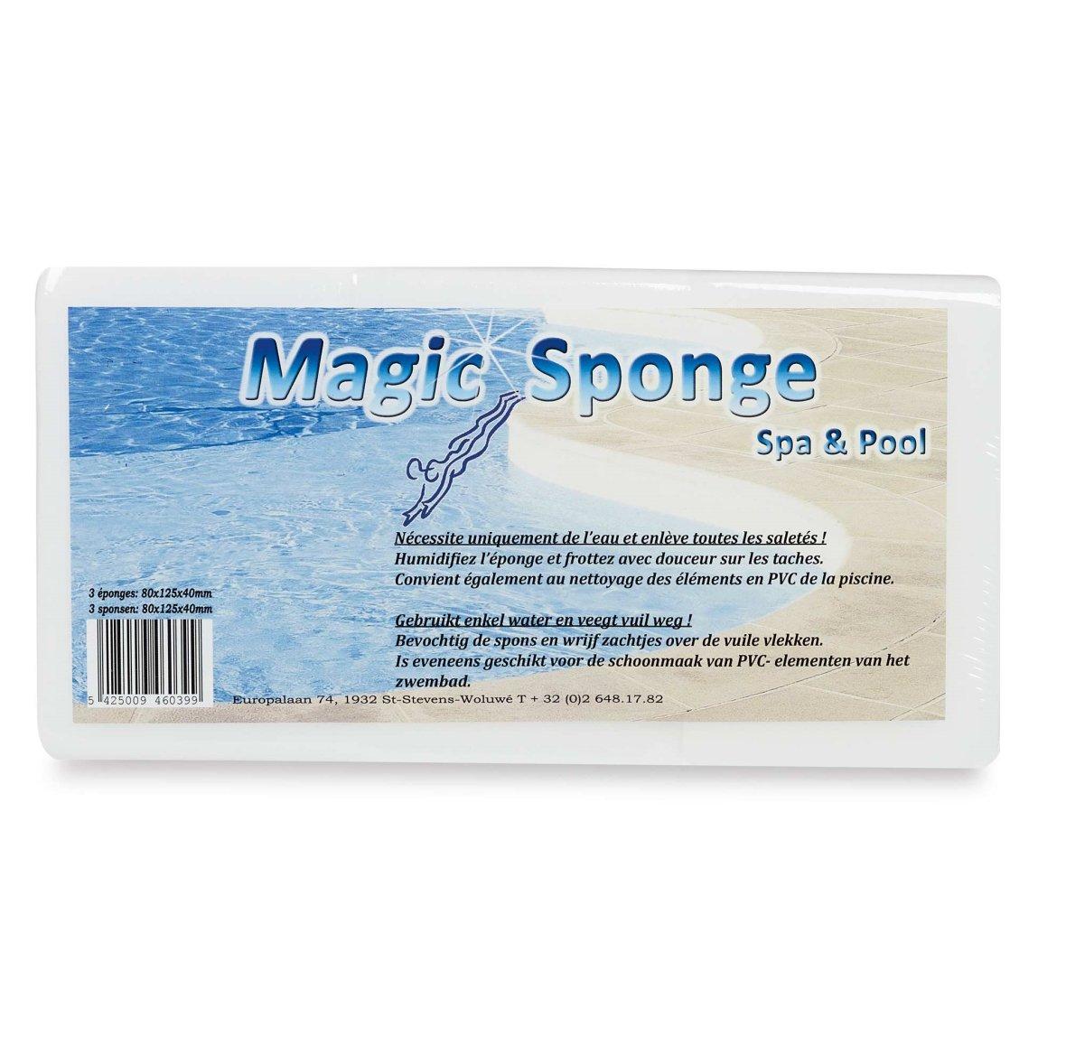 Magic Spons (set van 3 stuks)