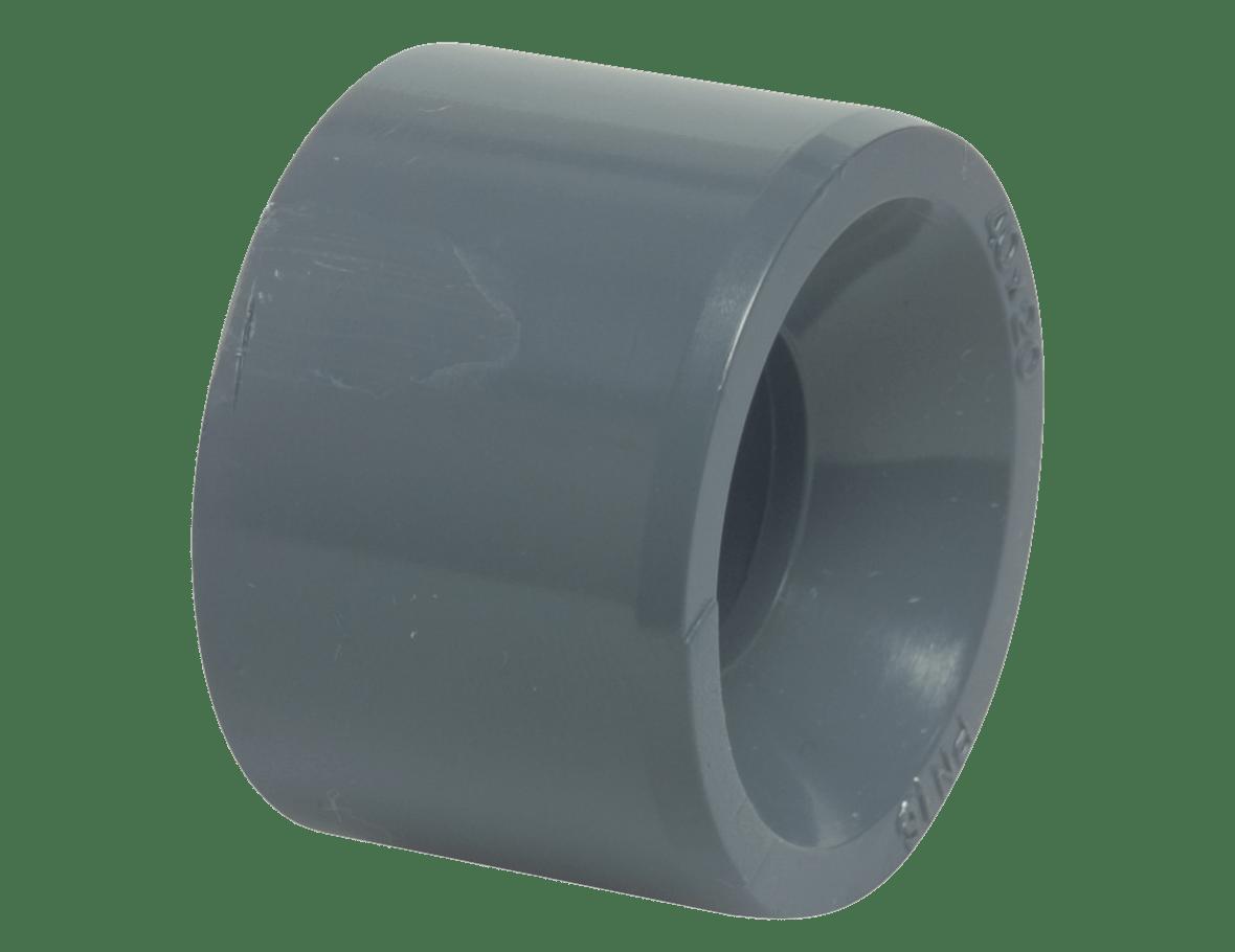 PVC Lijmring Ø50 x 4/4