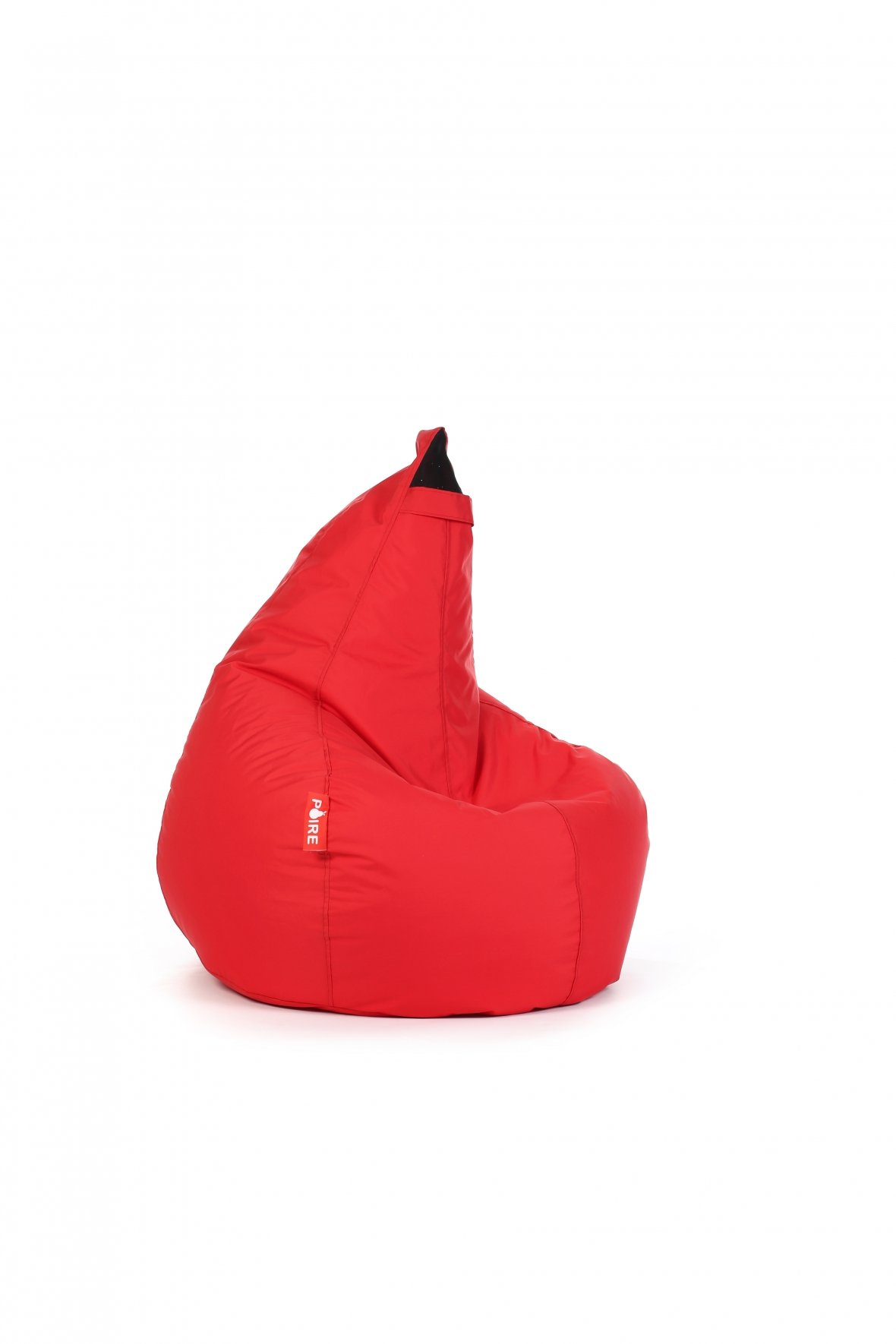 Dropseat zitzak Rood