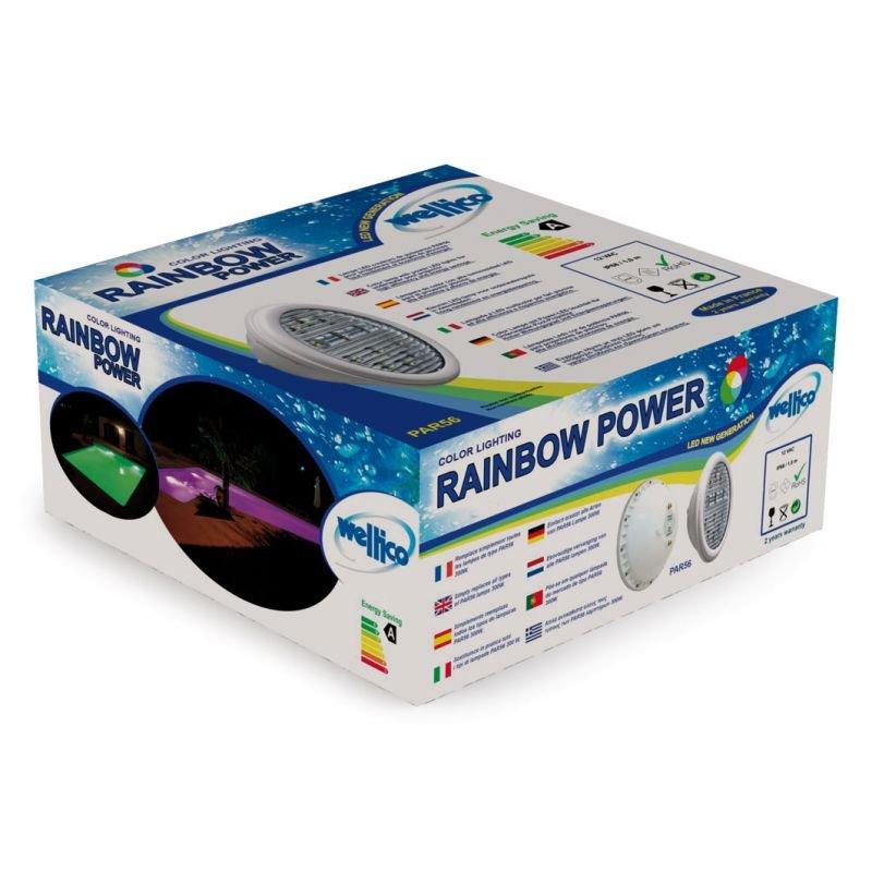 RGB kleuren LED vervanglamp