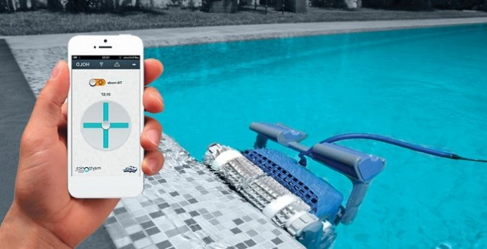 M400 dolphin zwembadrobot