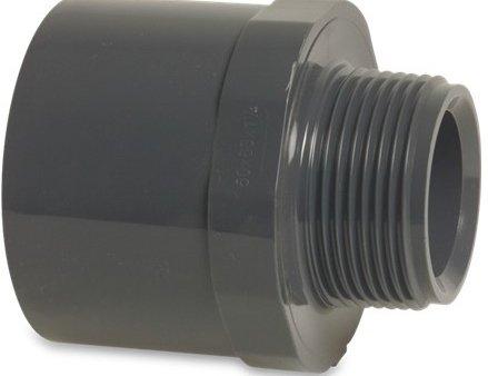 PVC Puntstuk ø50 x 1 1/2