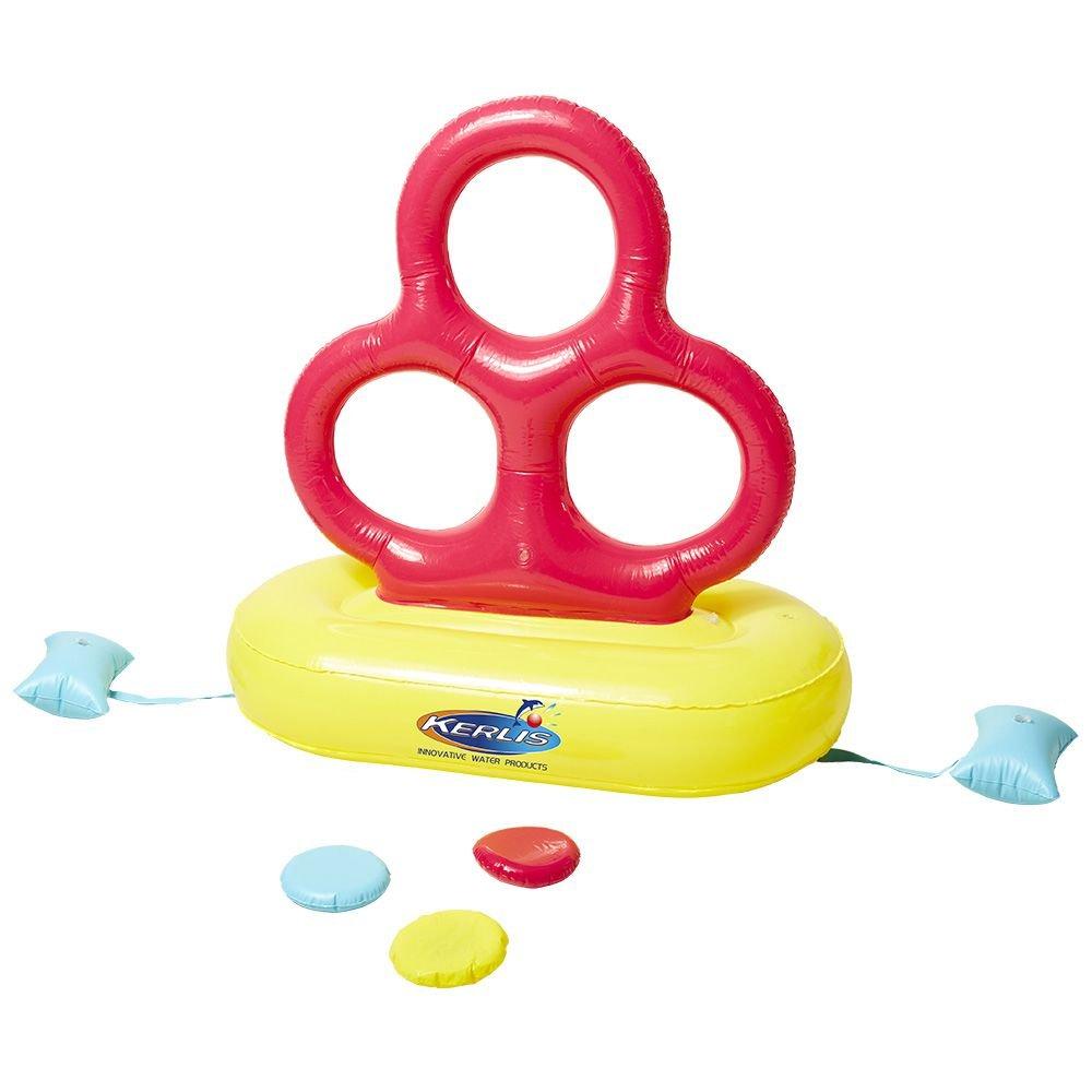 Frisbee werpspel