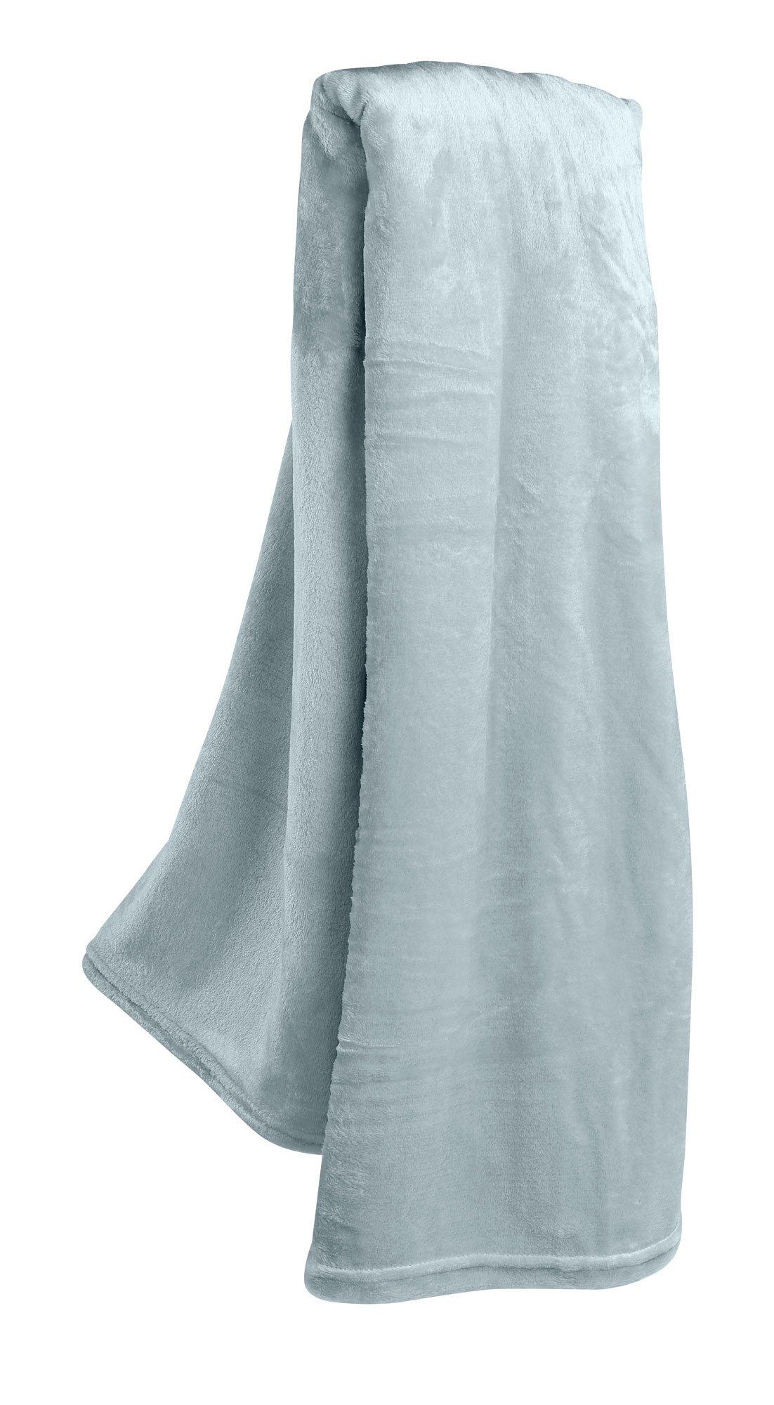 Luxe plaid - Aqua - 200x150cm