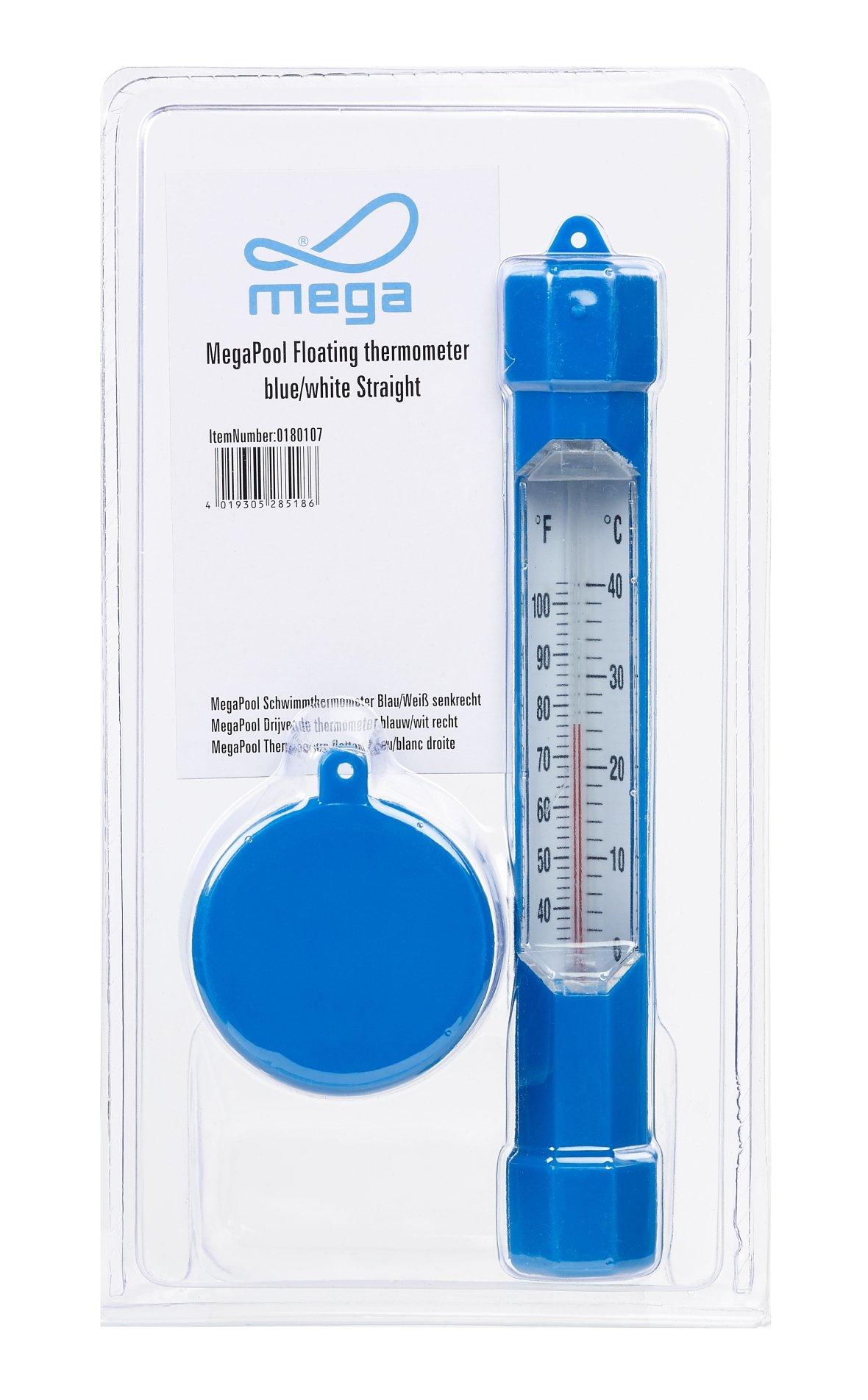 Thermometer voor zwembaden