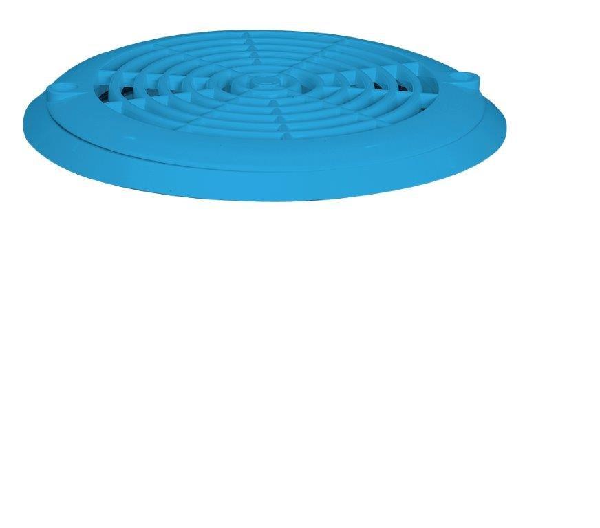 Adria blauwe bodemafvoerzuiger Aquareva