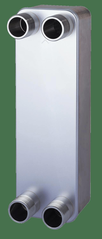 Warmtewisselaar Swep 60 kW/h
