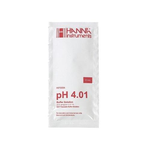pH 4.01 Hanna Kalibratievloeistof 20ml
