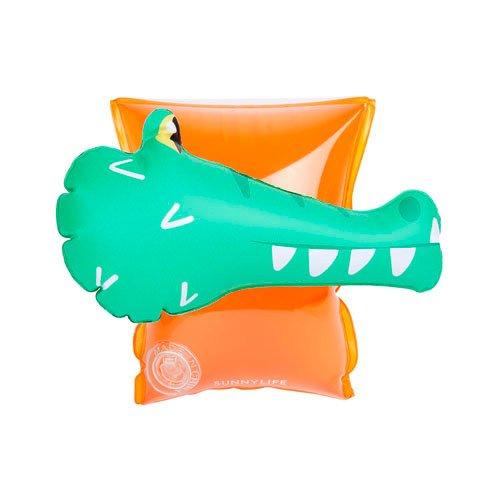 Zwembandjes | Krokodil