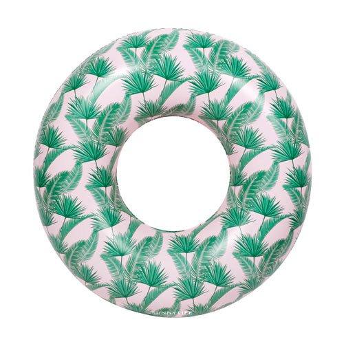 Opblaasbare zwemband | Palmbomen