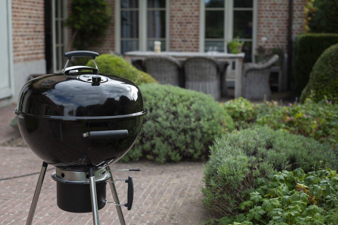 Kettle Houtskoolbarbecue | L