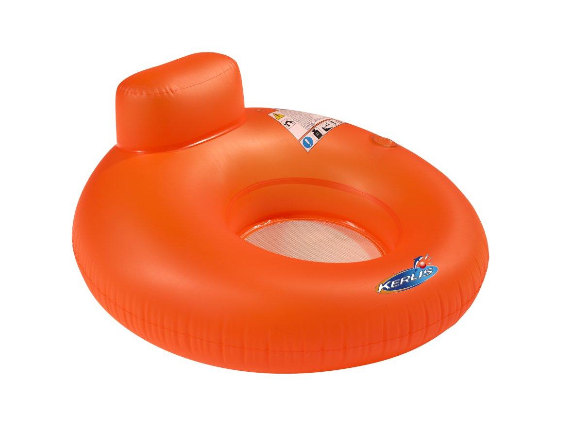 Kerlis comfortabele zwembadzetel - Rood