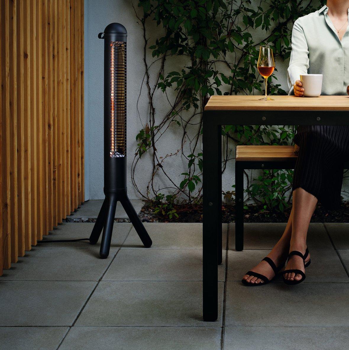 Eva Solo Elektrische terrasverwarmer - HeatUp Patio Heater