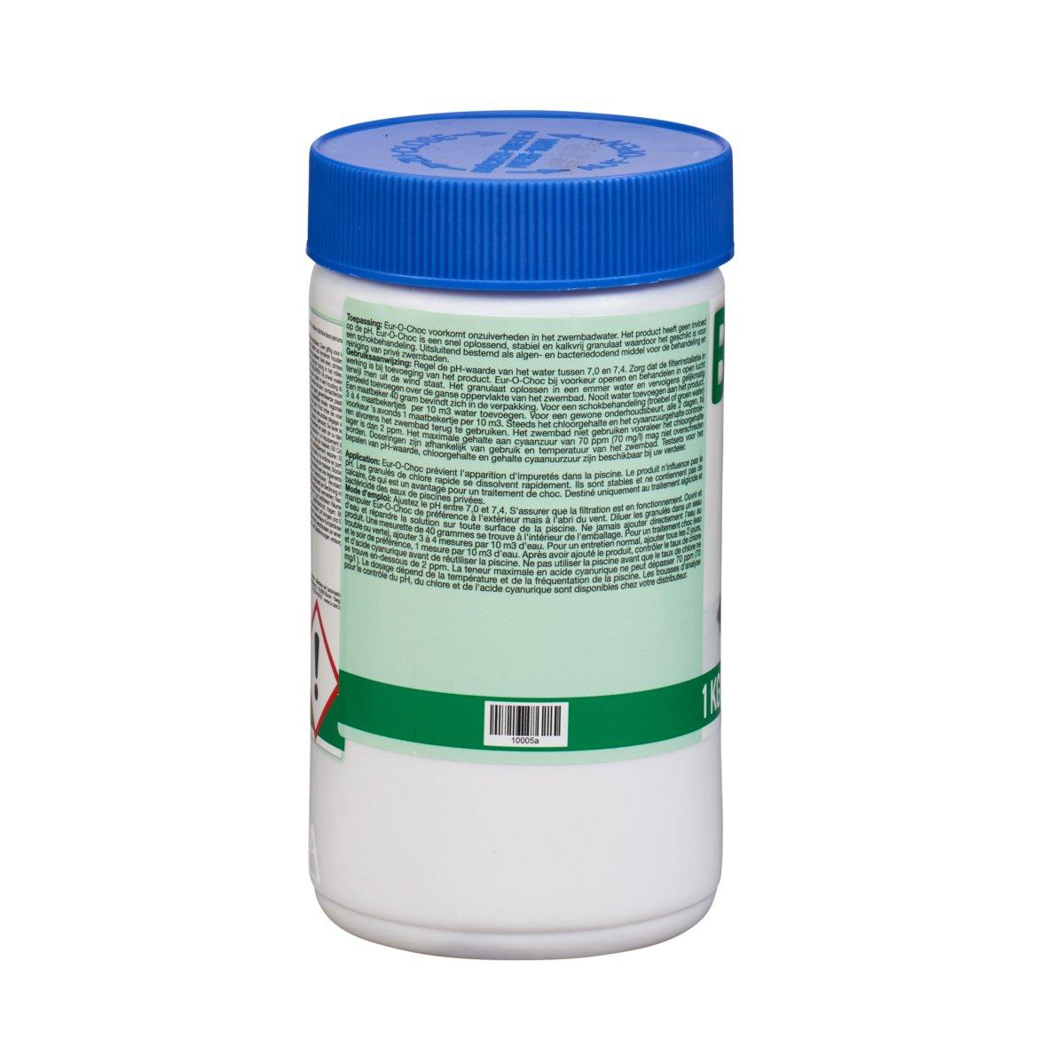 Snelchloor B-Care 1 kg granulaat