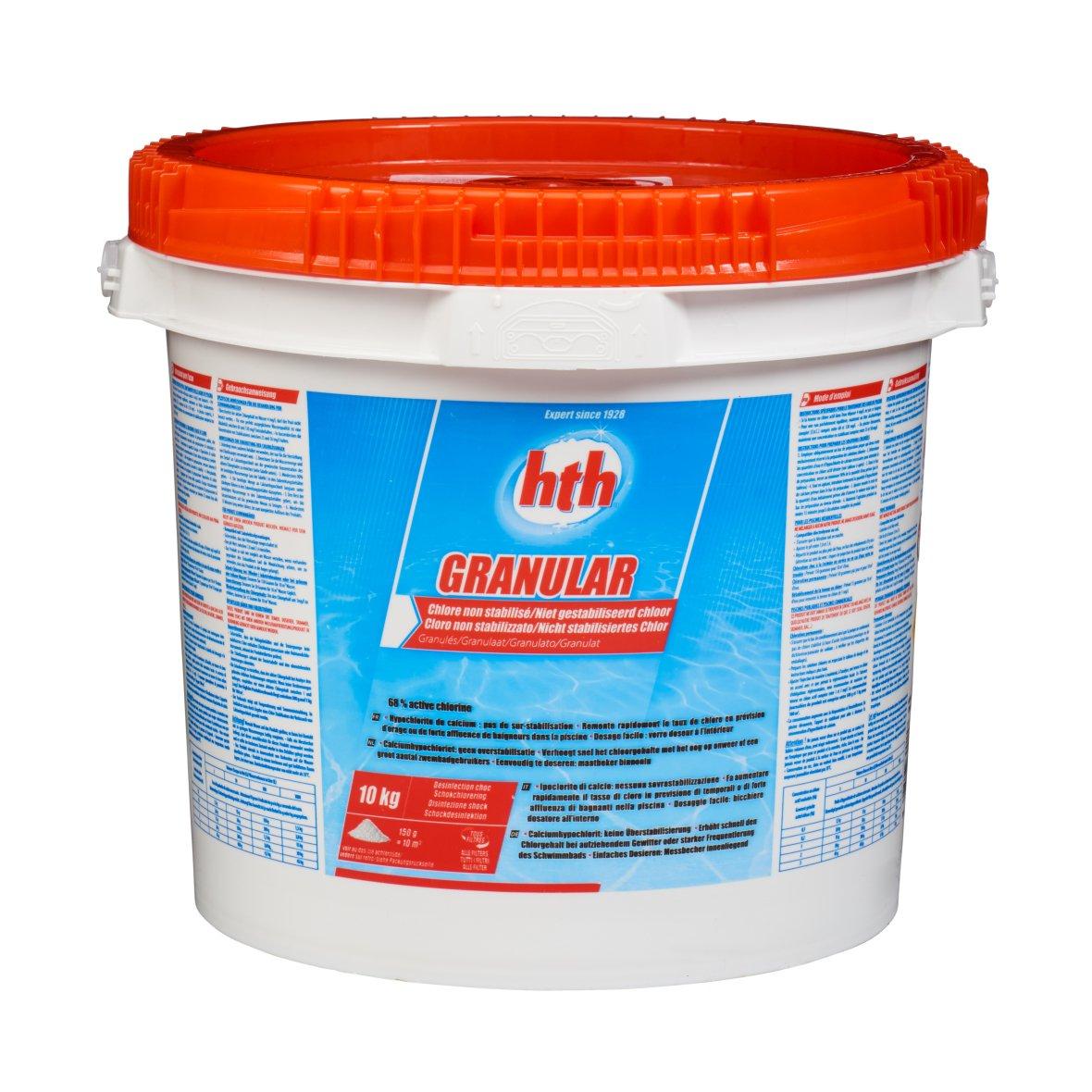 HTH granular 10 kg