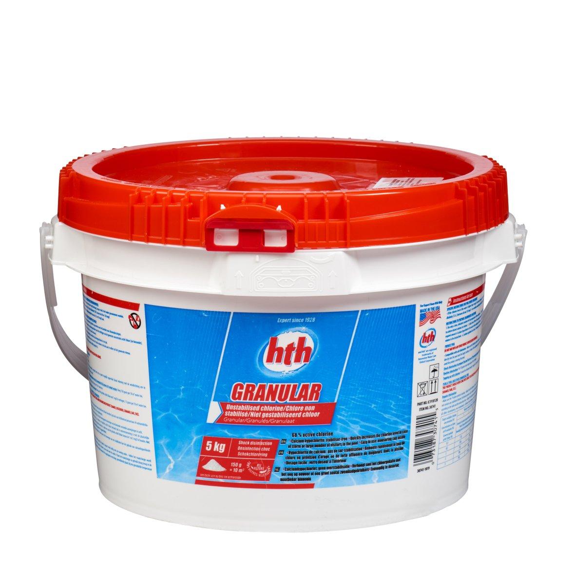 HTH granular 5 kg