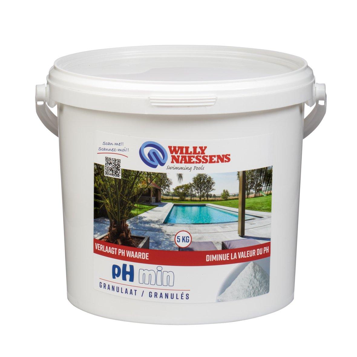 pH min 'Aqua-min' 5 kg UN