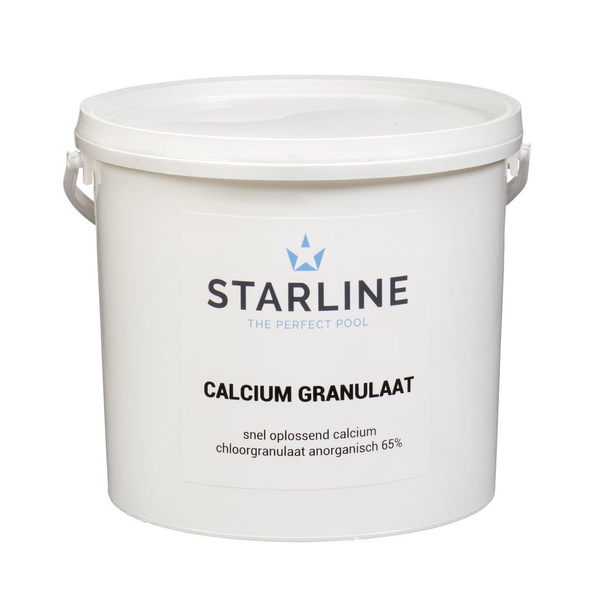 Starline Calcium chloorgranulaat 65% - 5kg