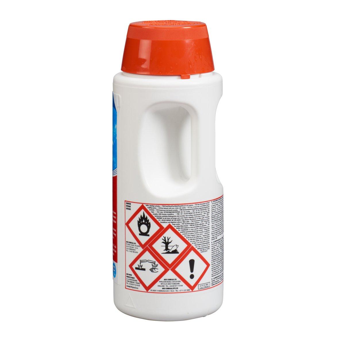 HTH Granulaat 2.5 kg - Chloor