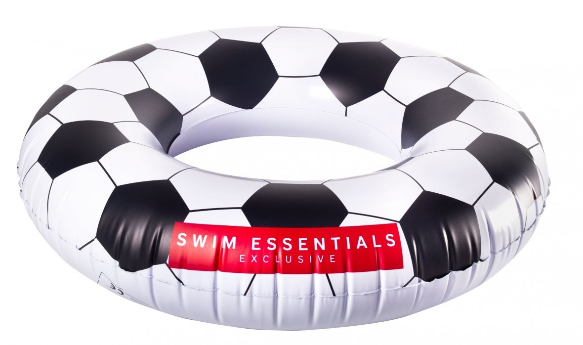 Opblaasbare Zwemband Voetbal