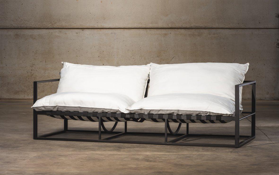 Dubbel ligbed | STAY Framed Double Sofa
