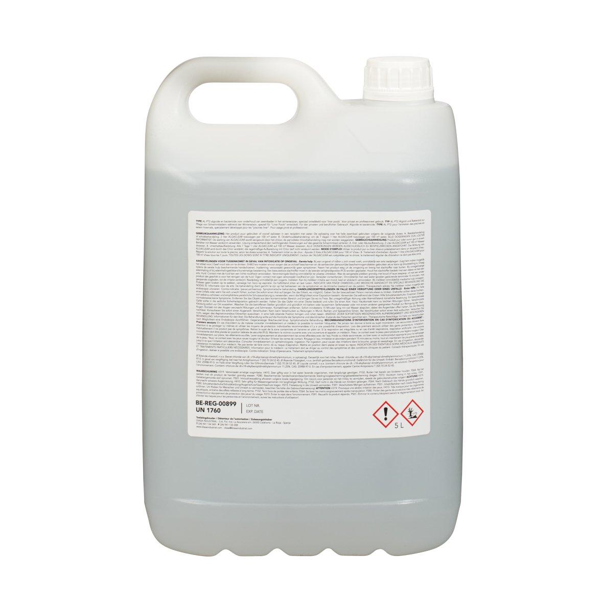Anti algen Easy Clear 5 liter