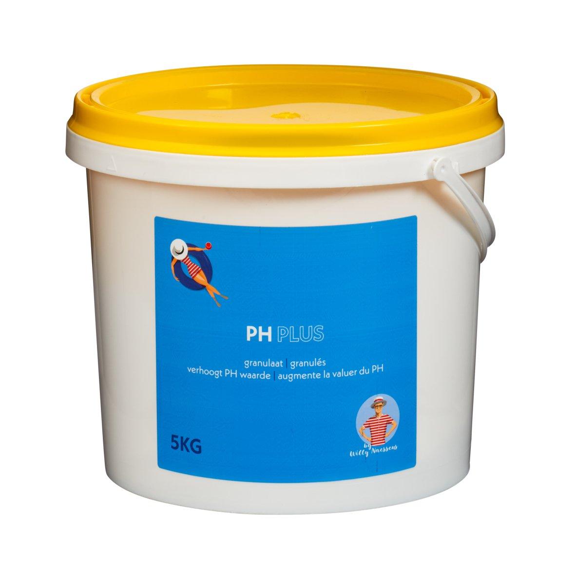 pH Plus 'Aqua-plus' 5 kg UN