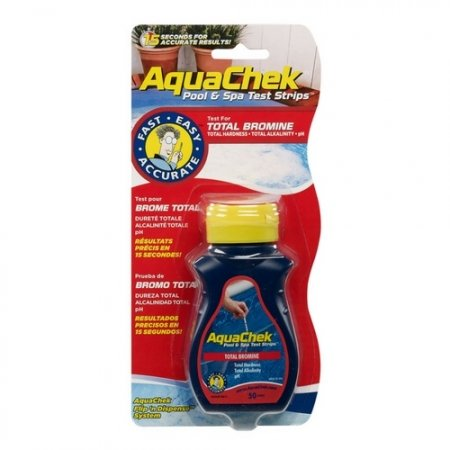 Test strips Aquachek red 4-in1