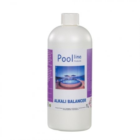 Poolline Alkali Balancer 1L