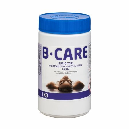 Chloor B-care 1 kg 5 x 200 g