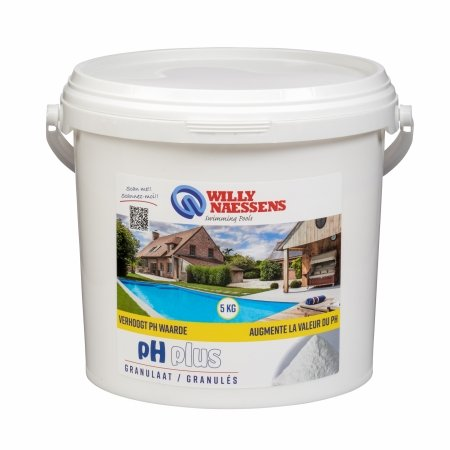 pH Plus 'Aqua-plus' 5 kg UN